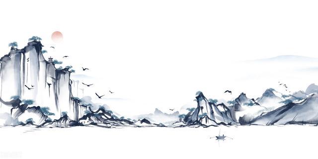 李白的古诗配画
