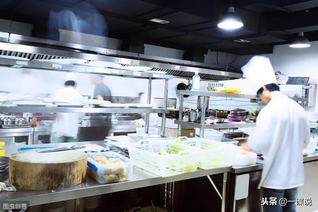 企业食堂管理(公司食堂管理制度)插图2