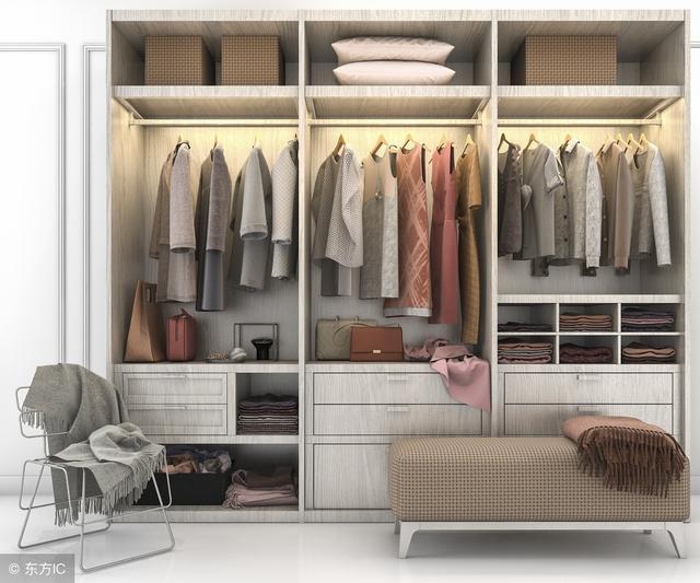 62张结构尺寸图,1-3m衣柜怎么布局?设计师压箱底私藏,造福大众