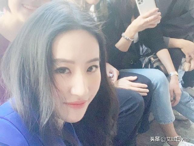 刘亦菲景甜深v透视