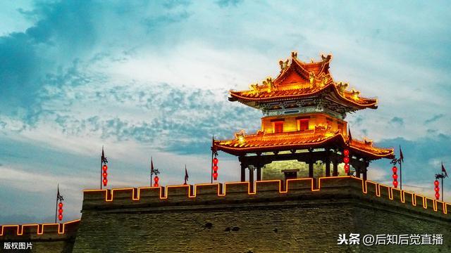 西安旅游景点图片