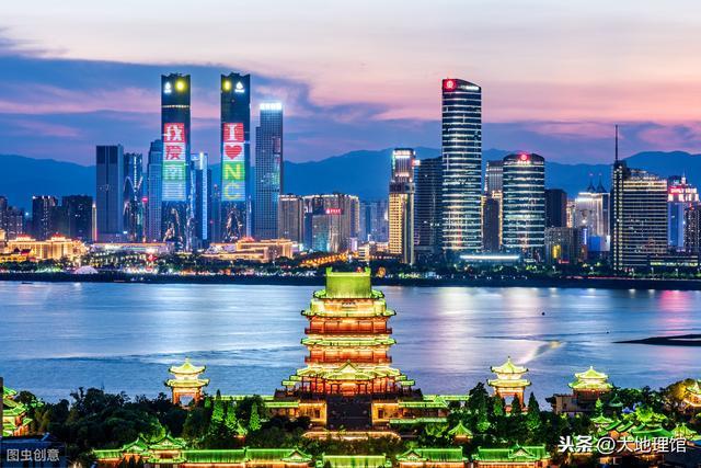 中国大龙脉风水宝地