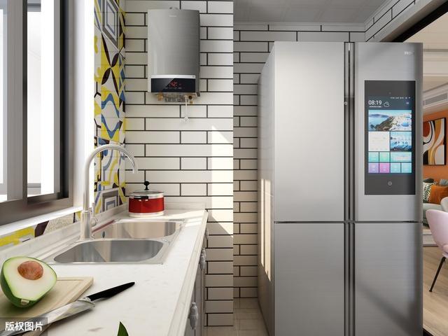 容声三门冰箱触屏调温怎么调