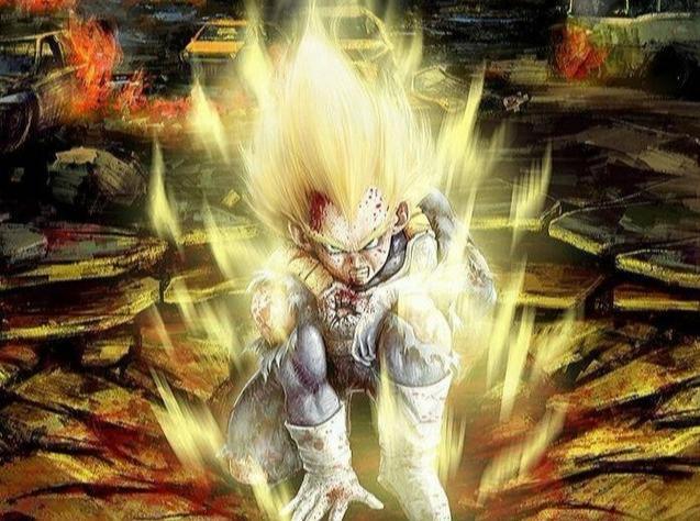 超级赛亚人之神