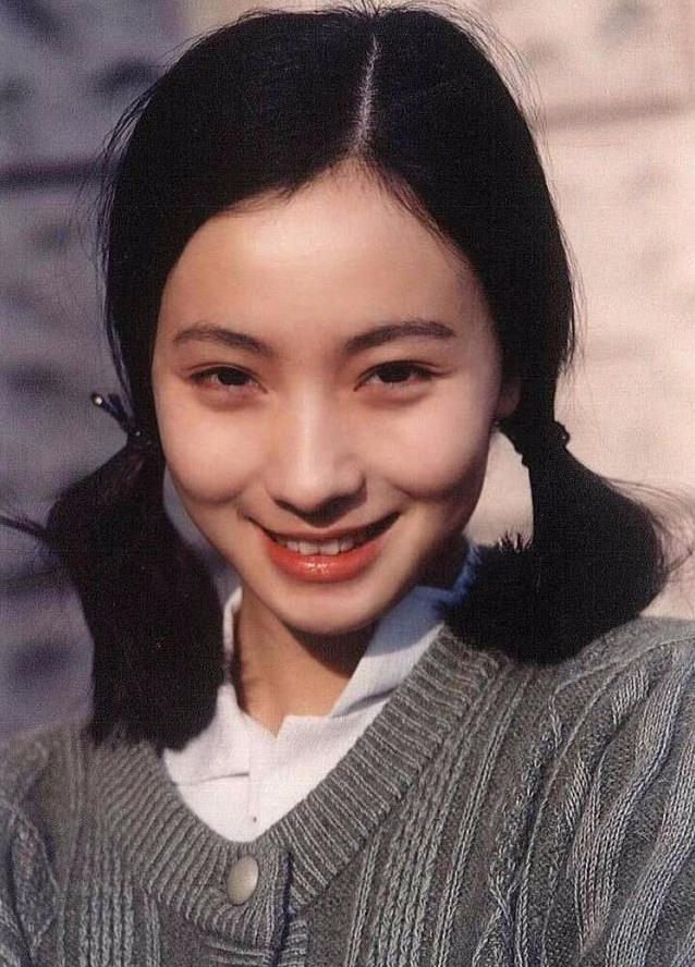小陶虹年轻照片