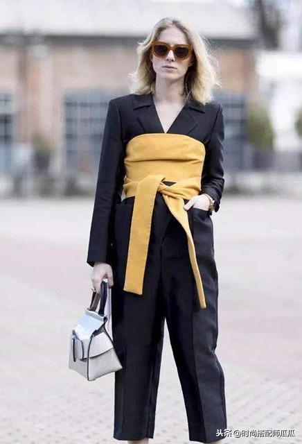 腰封怎么搭?6种方式带你时尚出街 - 牌子网