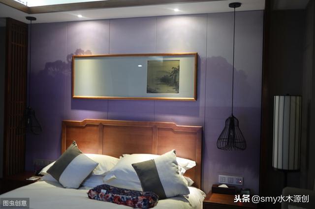 广元酒店设计元素单色元素水木源创设计