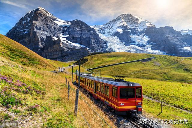 想旅行但不想动?5条火车路线让你坐着领略美丽风景