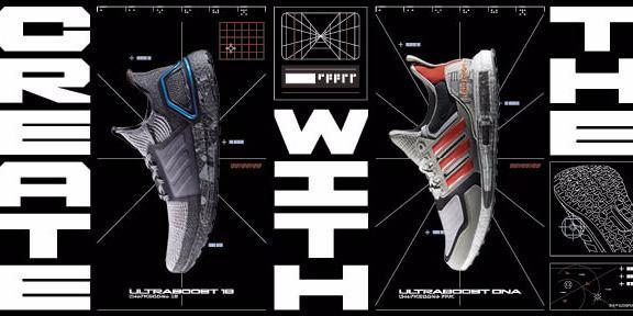 阿迪达斯推出UltraBOOST 星球大战主题系列跑鞋