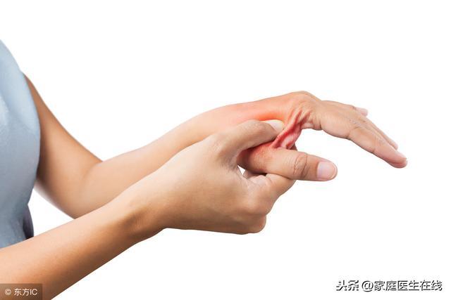 如何治疗腱鞘囊肿