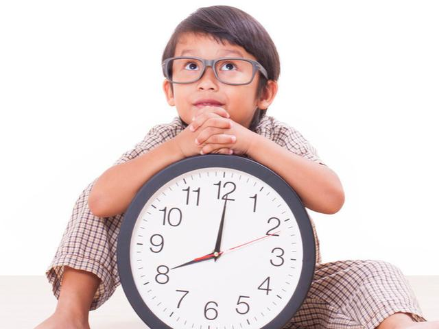 手工制作儿童钟表大全