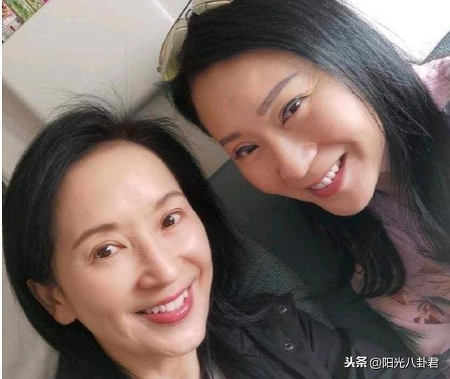 龚慈恩和赵雅芝像不像
