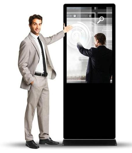 液晶廣告機的作用體現在何處?