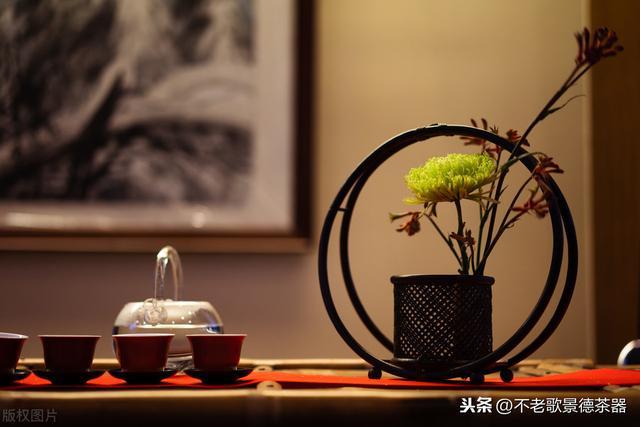故宫祭红釉瓷器图片