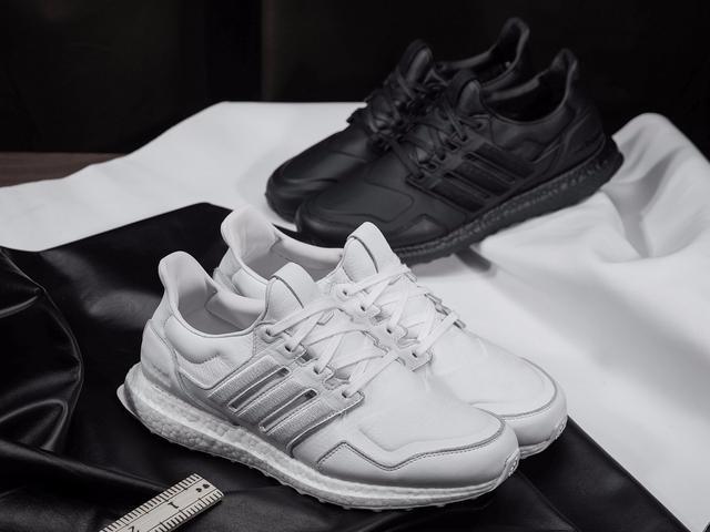 阿迪达斯推出UltraBOOST Leather跑鞋