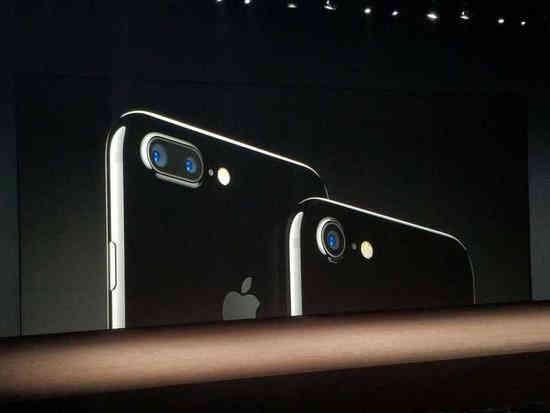 苹果7没有前后摄像头