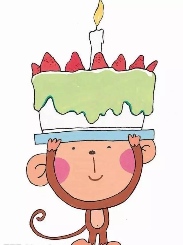 幸福美食 | 小男孩專屬的生日蛋糕,真孔武哈,來一個!