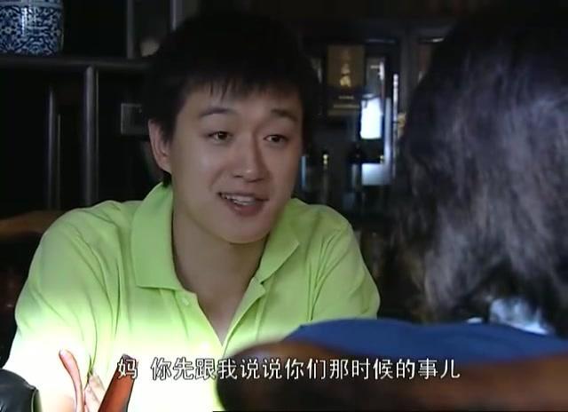 徐志森的成功激起陆涛的好奇心,甚至询问起当年陆母的感情生活