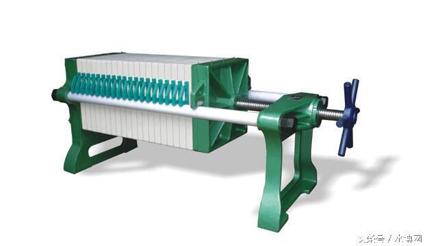 板框压滤机电气原理图