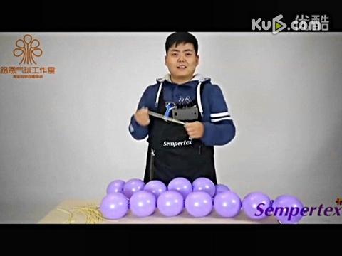 益智玩具魔法气球黏黏乐,这些造型真好玩