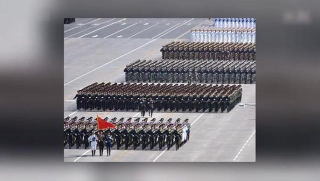 十一国庆节阅兵仪式