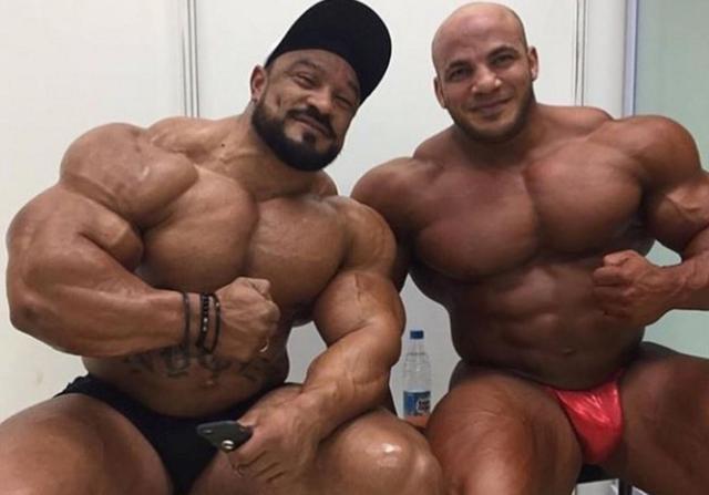 肌肉男到底有多稀有?!看完请珍惜……