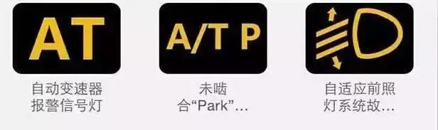 汽车仪表盘上的符号 图解大全_手机搜狐网