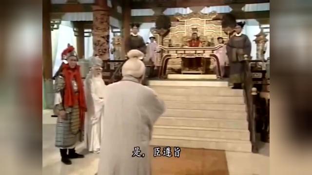 菩提祖师受封泾河龙王,道观关门,六耳猕猴无处可去