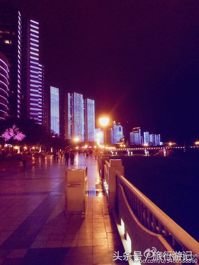 绵阳夜景手机图片
