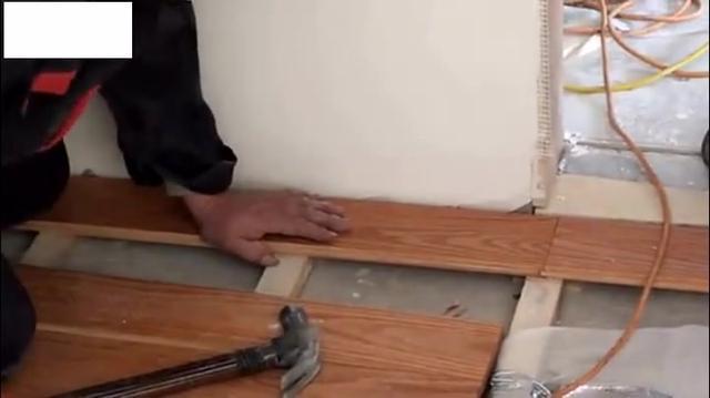 集成地板安裝視頻