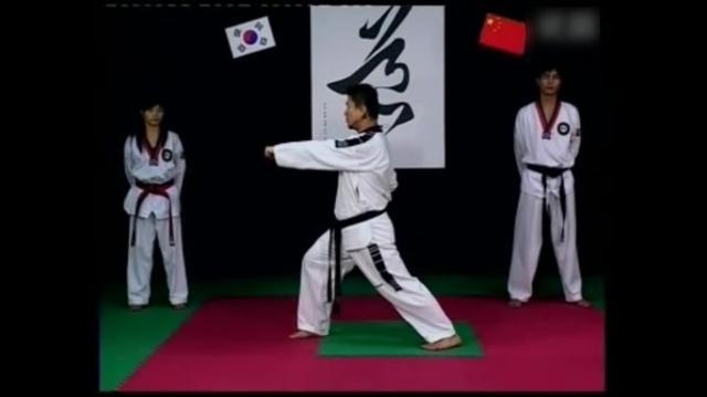 跆拳道品势教学 - 播单 - 优酷视频