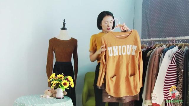 三四十的女人,别再乱买了,看看胡杨推荐的大码毛衣,遮肉修身