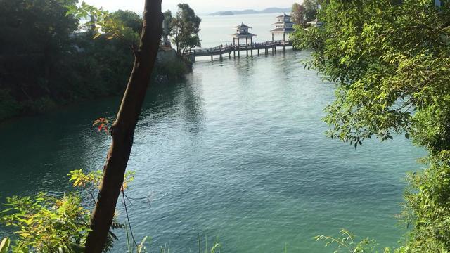 河源万绿湖畔镜花缘~天然大氧吧野趣沟_手机搜狐网