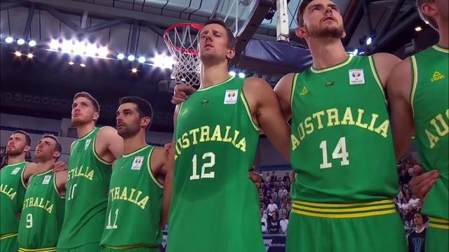 澳洲男篮nba阵容
