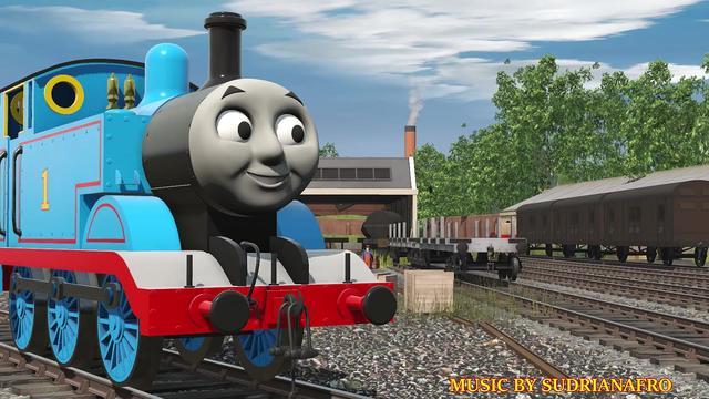 托马斯小火车詹姆士脱轨是哪一集