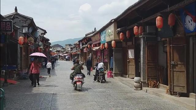 曲靖会泽县古城街道卫生院入户为老人体检