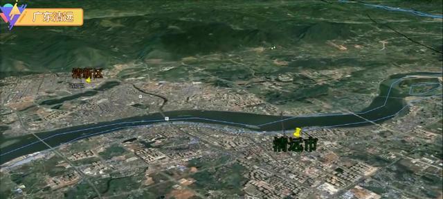 清远清城区地图,清远清城区卫星地图,清远清城区... _33卫星地图