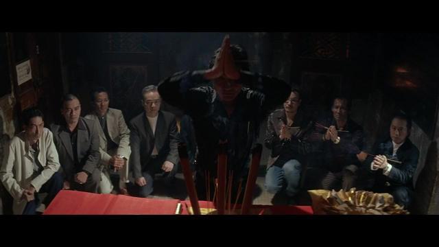 「黑社会」梁家辉、任达华两位大佬互飙演技,太过瘾!