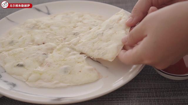 奶酪鸡蛋披萨│零失败巨好吃