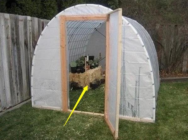 一种简易的可折叠连动温室大棚的制作方法_X技术