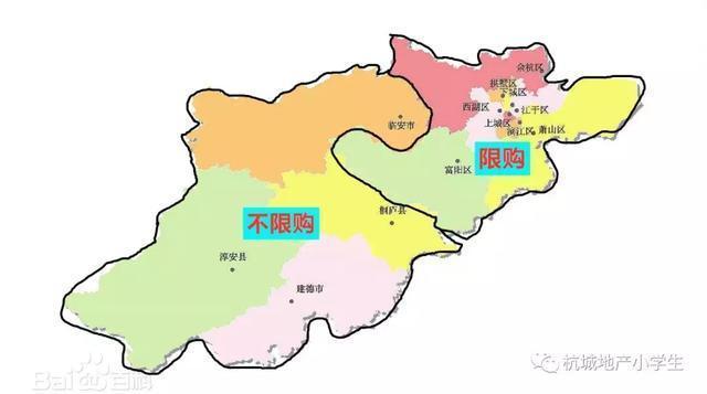 杭州西湖区地图