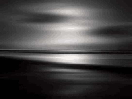 黑白摄影充满着魅力