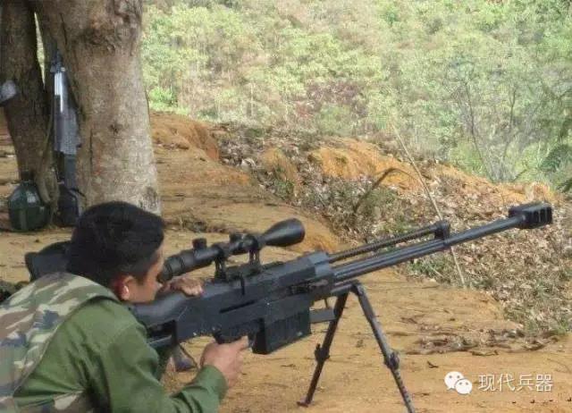 兵戈相见:缅甸内战中双方所使用的中国制造武器装备