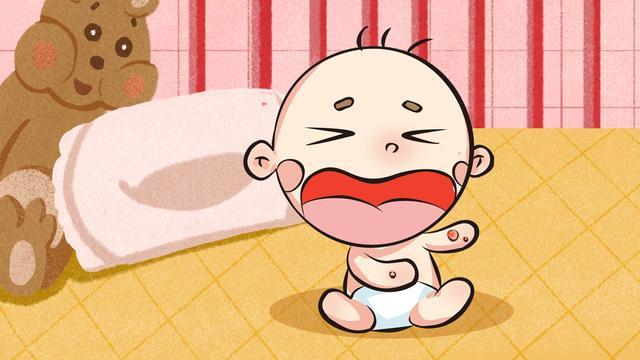 小儿过敏性湿疹图片