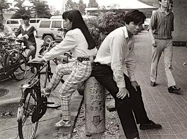 【老照片:九十年代南下打工记忆,漂泊在深圳】图1