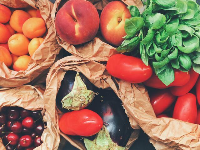 一年四季12个月对应的应季时令水果蔬菜