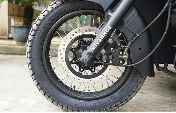 宗申400拉力摩托車
