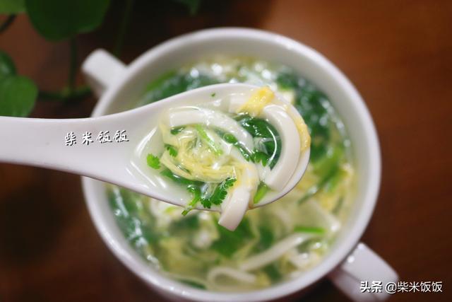 豆腐汤这做法真简单!不用炒,没油烟,天冷烧一锅,全家喜欢