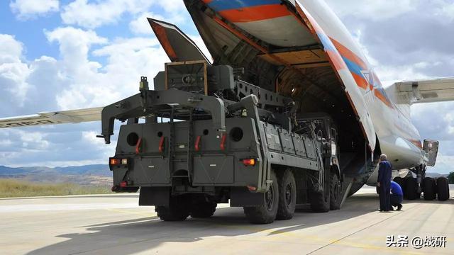 不怕惹怒老美?土耳其拿S400防空导弹测隐身战机,还非常满意