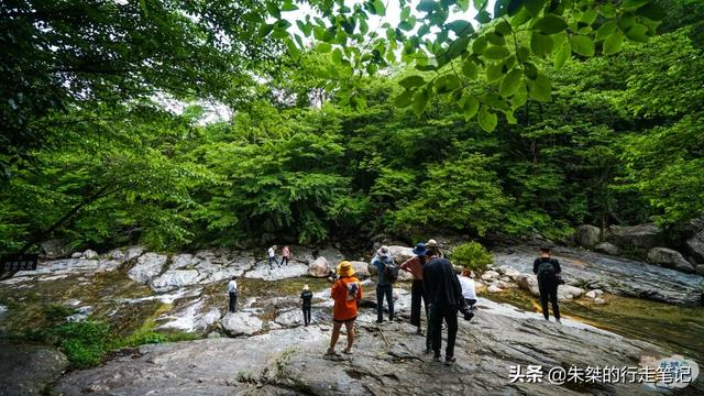 中国竟有两个天堂寨景区!特色好玩景点大对比,你可别去错了